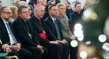 W pałacu prezydenckim - ekumenicznie