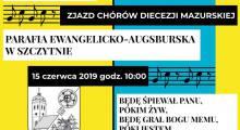 Zjazd chórów diecezji mazurskiej