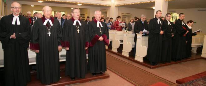 100-lecie kościoła Zbawiciela w Sopocie