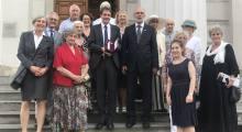 Znaki Nadziei laureatem Nagrody Kościoła