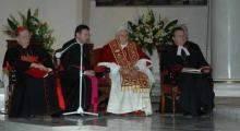 Luteranie po rezygnacji Benedykta XVI
