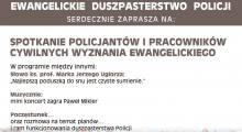 Pasyjne spotkanie policjantów