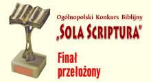 Finał Sola Scriptura 2019/2020 przełożony