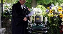 Pogrzeb śp. Jerzego Pilcha