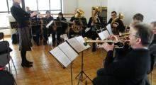 Zimowe warsztaty orkiestry dętej