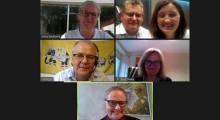 Rozmowy z Kościołami partnerskimi online
