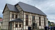 Otwarcie Domu Modlitwy w Łomnicy