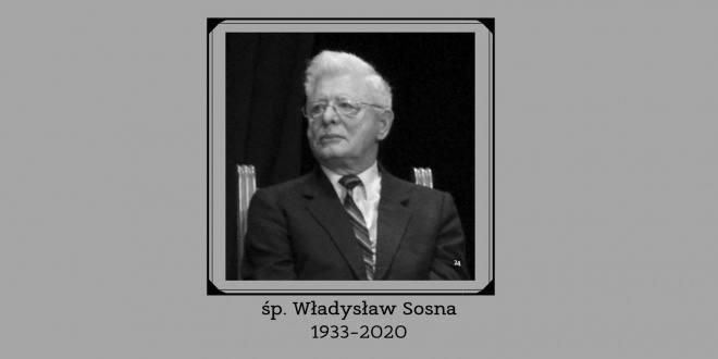 Zmarł Władysław Sosna
