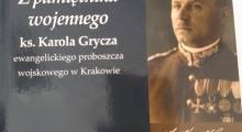 Wspomnienia ks. ppłk. Karola Grycza