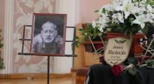 Pożegnanie prof. Janusza T. Maciuszko