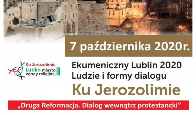 Druga Reformacja. Dialog wewnątrzprotestancki