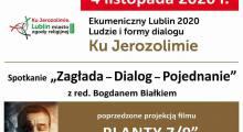 Zagłada Dialog Pojednanie