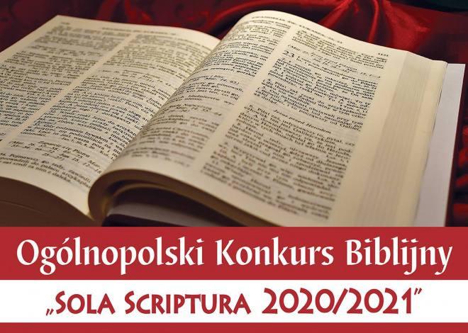 Sola Scriptura 2020/2021 w Internecie