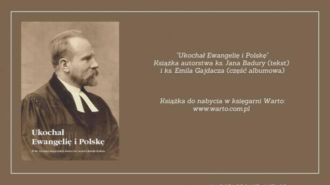Ukochał Ewangelię i Polskę