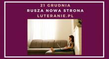Nowa strona luteranie.pl