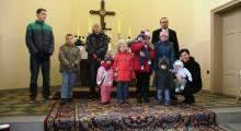 Rodzinne świętowanie w Lubieni