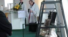 Nowy dzwon w Bladnicach