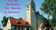 100 lat kościoła w Orzeszu