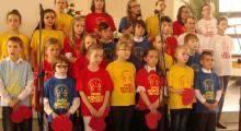 Śpiewające dzieci i młodzież w Jastrzębiu-Zdroju