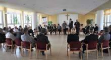 Spotkanie rad diecezjalnych i Konsystorza