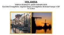 Kontakty polsko-holenderskie