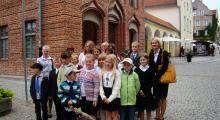 Wakacyjna wycieczka dzieci z Mikołajek