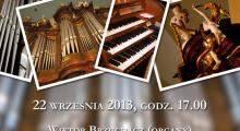 Saksofon i organy w kościele Jezusowym