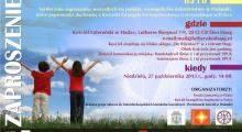Zaproszenie na nabożeństwo w Holandii