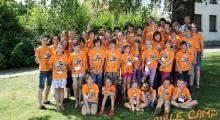 English Bible Camp Dzięgielów 2012