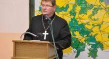 Sprawozdanie Biskupa Kościoła, Warcino 2013