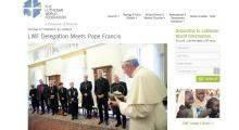 Luteranie u papieża Franciszka