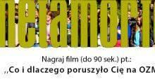 Konkurs dla uczestników OZME 2013