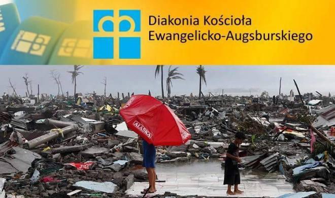 Apel o pomoc dla Filipińczyków