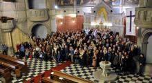 85 lat parafii św. Mateusza w Łodzi