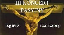 III Koncert Pasyjny w Zgierzu