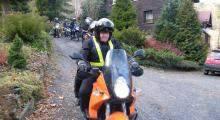 Motocykliści w Beskidach zaczynają sezon