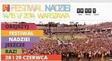 Festiwal z Nadzieją w tle