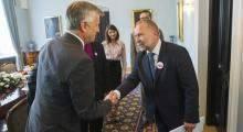 Ks. Martin Junge w Pałacu Prezydenckim