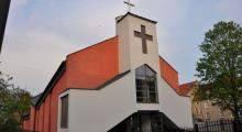 Rocznica kościoła w Pile