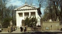 Cmentarz na Młynarskiej Pomnikiem Historii