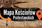 Mapa Kościołów Protestanckich