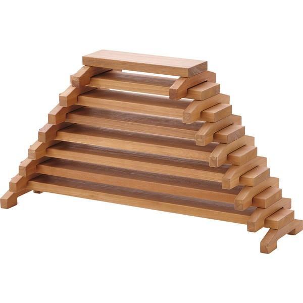 System schodków do balansowania