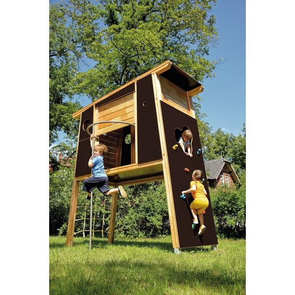 """Konstrukcja """"Domek na drzewie"""""""