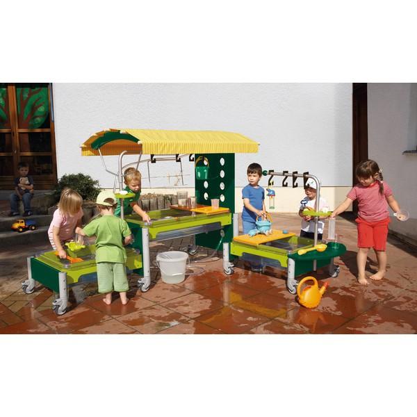 Stół do zabawy w piasku i wodzie - model podstawowy