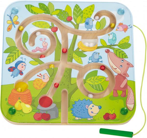 Gra magnetyczna Labirynt na drzewie