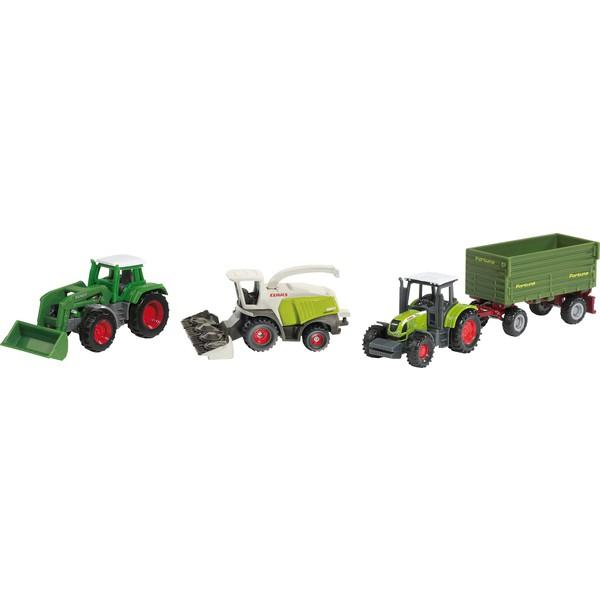 Zestaw maszyn rolniczych