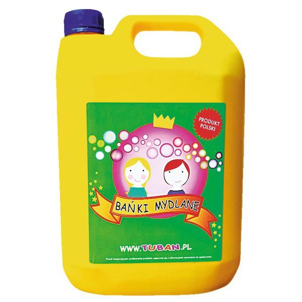 Płyn do baniek mydlanych, 5 litrów