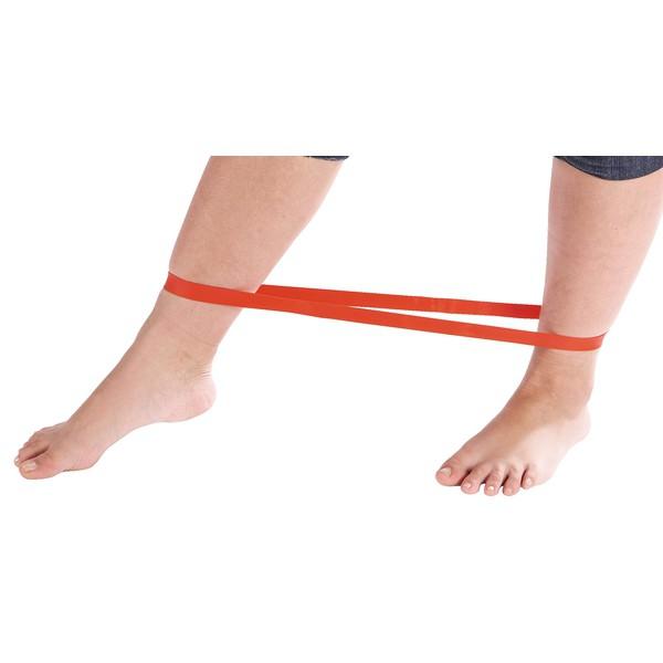 Taśmy Tone Loop RFM® (czerwona słaba, szer. 2,4 cm), 2 sztuki