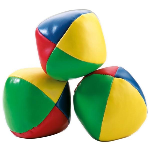 Piłki do żonglowania, 3 sztuki