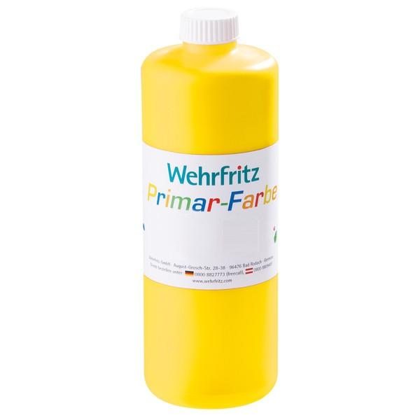 Primar Wehrfritz - farby podstawowe - kolor żółty